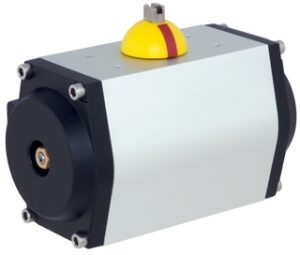 GT Range Aandrijving Rotork
