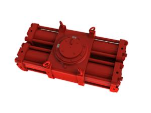 RHQ Range Aandrijving Rotork