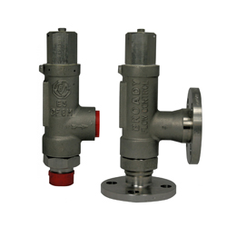 Broady Safety Relief Valve Type 2600