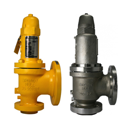 Broady Safety Relief Valves